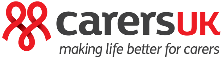 banner for carers UK